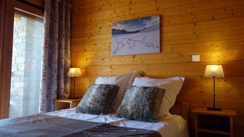 Marmotte - Chambre 1