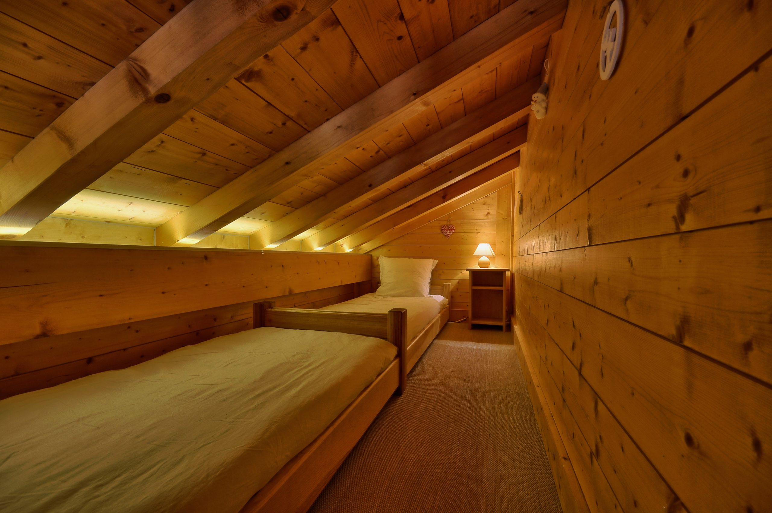 Marmotte - Mezzanine de la Chambre 3