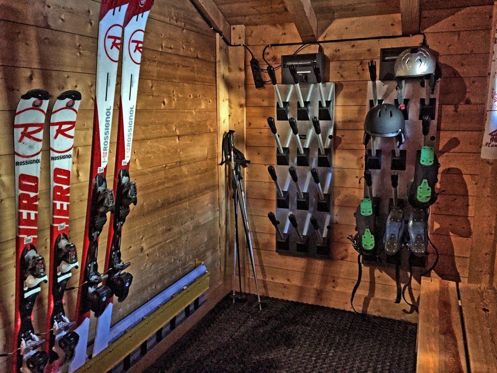 Marmotte - Ski-room privatif